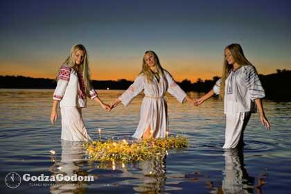 Красивые купальские традиции