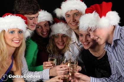 Прикольные новогодние конкурсы и развлечения для взрослых