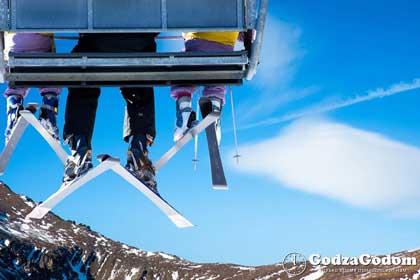 Отдых зимой 2017 года - горнолыжные курорты и туры