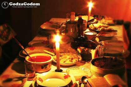 Что можно есть во время Успенского поста 2017 - календарь питания