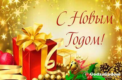 Поздравляем Вас с Новым годом 2017