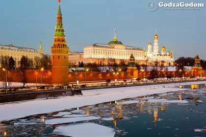 Погода зимой 2016-2017 года в Москве