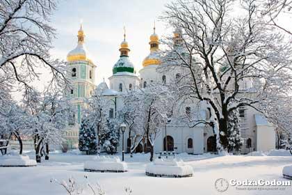 Зима в Украине 2016-2017: долгосрочный прогноз от синоптиков