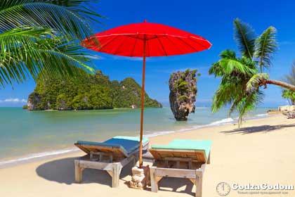 Лучшие курорты и пляжи Таиланда