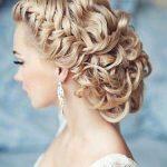 Прическа для девушек на средние волосы