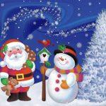 Изображение с Дедом Морозом