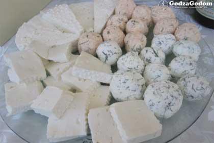 Традиционные блюда в день Шавуота