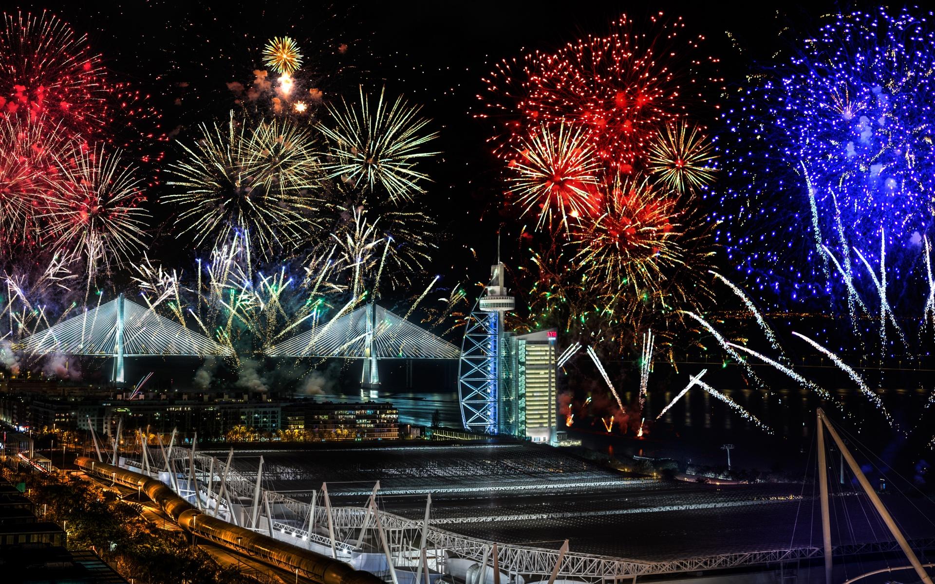 Заставка поздравления президента с новым годом