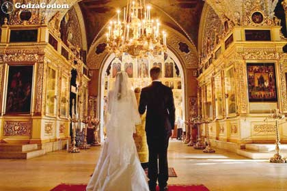 Венчание в церкви согласно православных традиций