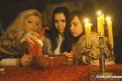 Гадания на Крещенский и Рождественский сочельник 2018