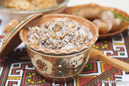 Сочиво и кутья: традиционные блюда