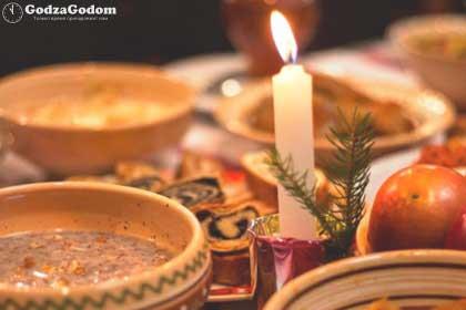 Календарь питания, постное меню и блюда