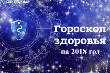 Астропрогноз здоровья на 2018 год для всех знаков зодиака