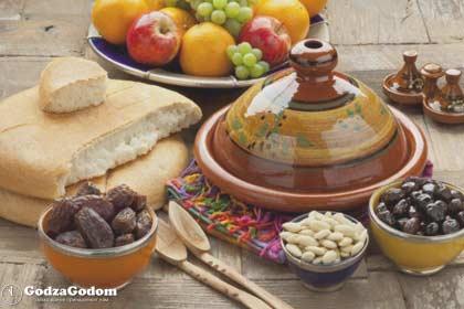 Утренняя трапеза (еда) в честь праздника разговения