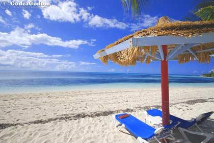 Март 2018: пляжный отдых за границей
