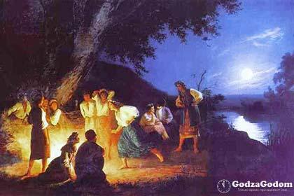 Народные традиции празднования дня солнцестояния - 21 июня