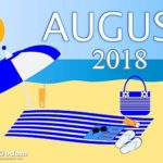 Смотреть Праздники в августе 2019 года в России видео