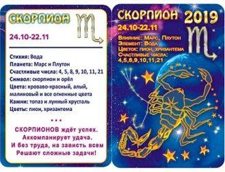 Как прогнозирует любовный гороскоп на год, скорпион будет источать флюиды, притягивающие противоположный пол.