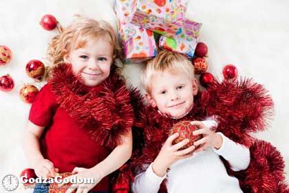 Веселые новогодние развлечения и игры для детей