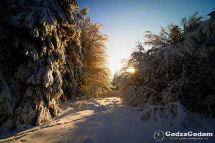 Погода на февраль 2017 года — прогноз погоды для России
