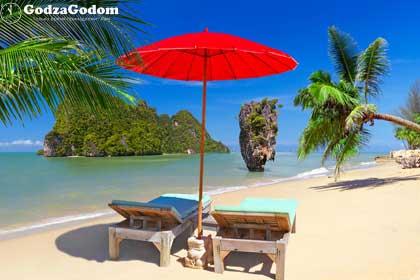 Незабываемы отдых в Таиланде в марте 2017 г.