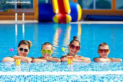 Лето 2017 года - отдых детей на каникулах
