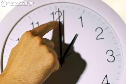 Когда переведут часы в 2017 году в России и Украине