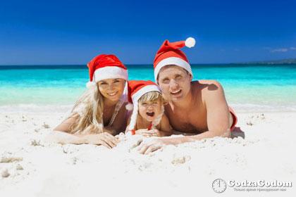 Незабываемый пляжный отдых за границей