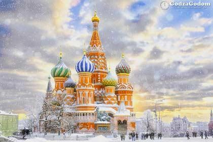 Какой будет погода в Москве на Новый год 2019