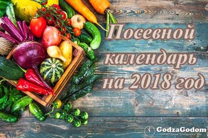 Урожай 2018: для огородника и садовода
