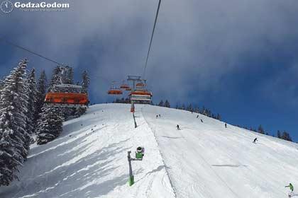 Лучшие горнолыжные мартовские туры