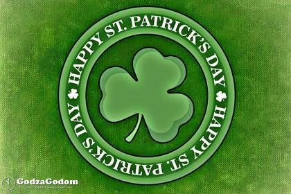 Главный символ праздника в Ирландии - трилистник