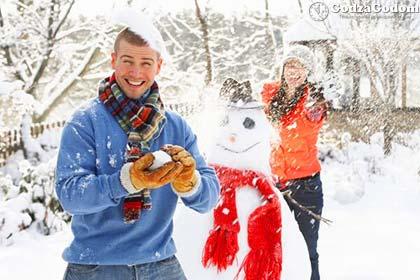 Снежная новогодняя погода порадует украинцев в 2018 году