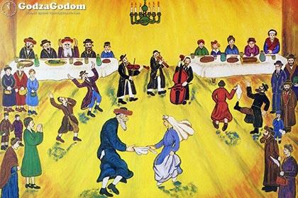 Традиционное празднование Пурима