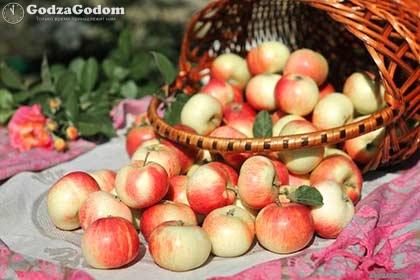 Яблочный (Второй) Спас в 2019 году - 19 августа