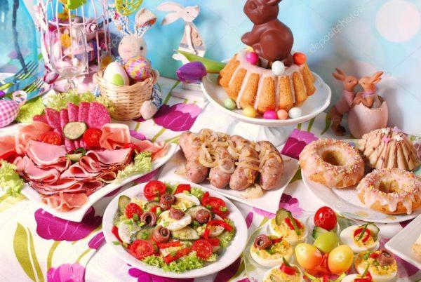 Кулинарные традиции католической Пасхи