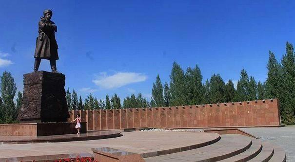 парку Панфилова