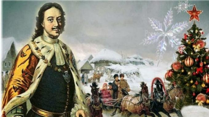 Когда на Руси праздновали Новый год