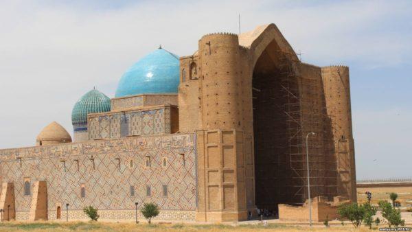 Мавзолей Ходжа Ахмет Яссауи