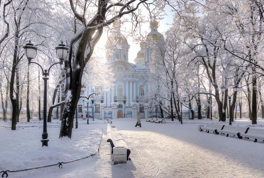 Никольский в Санкт-Петербурге